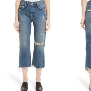 GRLFrnd high rise jeans